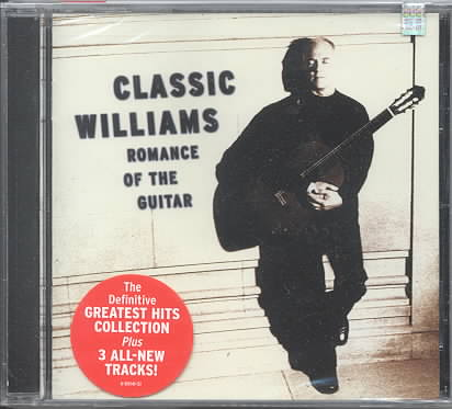 CLASSIC WILLIAMS:ROMANCE OF THE GUITA BY WILLIAMS,JOHN (CD)